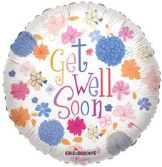 Get Well Soon Circle