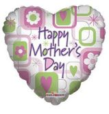 Happy Mothers Day   Pink & Green