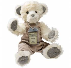 Harry Silver Tag Bear
