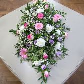 Sentimental Casket Arrangement
