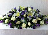 Florist Choice Casket Arrangement